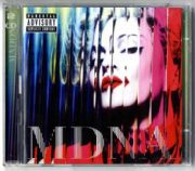 MDNA - UK / EU DELUXE EDITION 2x CD ALBUM